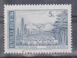 1959 Argentina - Terra Del Fuoco - Nuovi