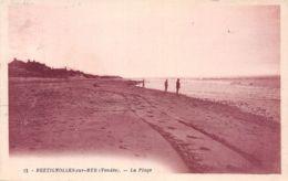 85-BRETIGNOLLES SUR MER-N°R2141-C/0189 - Bretignolles Sur Mer