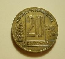 Argentina 20 Centavos 1943 - Argentine