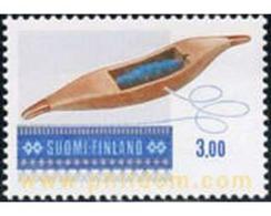 Ref. 104004 * MNH * - FINLAND. 1979. POPULAR CRAFTS . ARTESANIA POPULAR - Textil