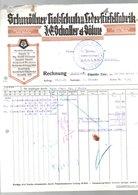 Schöllner Holzschuh Lederstiefel Fabrik Schmölln Thüringen 1929 > Firma Tromp Arnhem (FD-116) - Deutschland