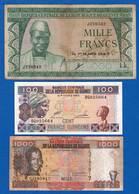 Guinée  5  Billets - Guinea