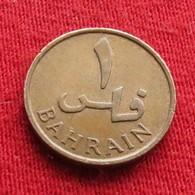 Bahrain 1 Fils 1966 - Bahrain