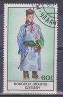 1986 Mongolia - Costumi - Mongolia