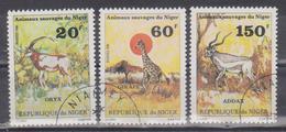 1981 Niger - Animali - Niger (1960-...)