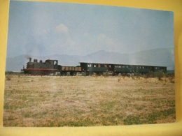 """CH 8903 CPM - 68 VALLEE DE LA DOLLER. LIGNE CERNAY-SENTHEIM. LOCOMOTIVE MEUSE N° 51 TOMBEREAU EST RAME DITE """"DE PALAVAS"""" - Eisenbahnen"""