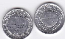 San Marino - 1 Lire 1977 FAO UNC Ukr-OP - San Marino
