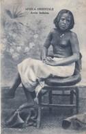 """CO71 - """"Araba Beduina"""" Da A.O. A Gambolò (PV) Del 1936 Con Coppia Cent 5 - Serie """"Soggetti Africani"""" - Eritrea"""