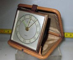 SVEGLIA DA VIAGGIO VINTAGE FLORA JEWELS - Alarm Clocks