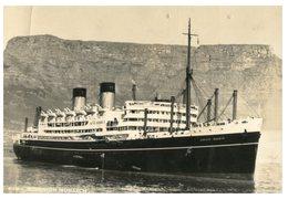 (444) Older Postcard - Carte Ancienne - Cruise Ship Dominion Monarch - Dampfer
