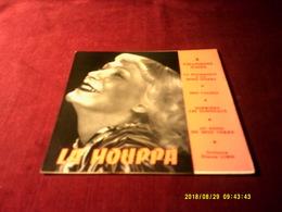 LA HOUPPA  ° 4 CHANSONS GAIES   VINYLE ORIGINAL DES ANNEES 60 AVEC AUTOGRAPHE - Autographs