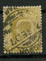 India 1902 6a King Edward Issue #67 - India (...-1947)