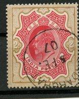 India 1902 2r King Edward Issue #71 - India (...-1947)