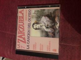 Cd  La Zarzuela  7 La Cancion Del Olvido  Jose Serrano - Music & Instruments