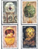 Ref. 317522 * MNH * - GHANA. 1993. EASTER . PASCUA - Easter