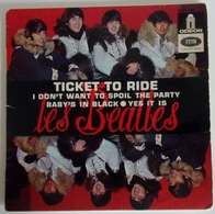 BEATLES TICKET TO RIDE MEO 108 - Collectors