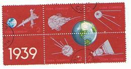 BLOC  CUBA  CORREOS  1939  CONQUETE DE L ESPACE   SATELLITES  *****  A SAISIR  ***** - Poste Aérienne