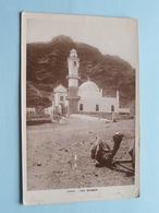 ADEN - The Mosque ( Benghiat ) Anno 1921 ( Voir Photo ) ! - Yémen