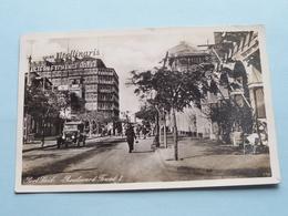 Boulevard FOUAD I - Post Said ( Simon Art Store ) Anno 1930 ( Voir Photo ) ! - Port-Saïd