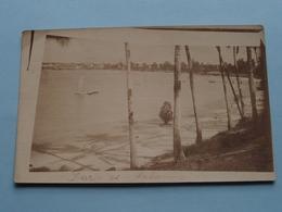 DAR-es-SALAAM ( Leonar / Photocard On The Beach ) Anno 19?? ( Voir Photo ) ! - Tanzanie