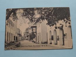 NDIA KUU Road, MOMBASA B.E.A. ( T.A. Costa ) Anno 1921 ( Voir Photo ) ! - Kenya