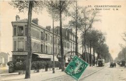 CHARENTONNEAU LA RUE DE CRETEIL - Maisons Alfort