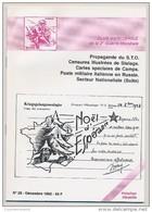 Club Marcophile De La Seconde Guerre Mondiale - Bulletin N° 28 - Décembre 1992 - Poste Militaire & Histoire Postale