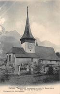 Rougemont - Eglise Vaudoises Anciennes En 1905 - Temple De Rougemont - Non Circulé - VD Vaud