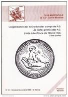 Club Marcophile De La Seconde Guerre Mondiale - Bulletin N° 31 - 1993 - Poste Militaire & Histoire Postale