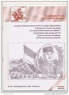 Club Marcophile De La Seconde Guerre Mondiale - Bulletin N° 30 - 1993 - Poste Militaire & Histoire Postale