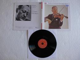 Vinyle LP 33 Tours Beethoven Concerto Pour Violon Heifetz Munch  Boston Red Seal 1959 Quasi-neuf...! - Classical