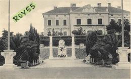 Croazia Dalmazia Zara Monumento Ai Caduti Dalmati Veduta Anni 30/40 (vedi Retro) - Croazia