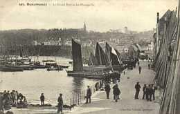 Douarnenez Le Grand Port Et Les Plomarc'hs RV - Douarnenez