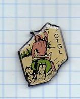 Pin's Pins /  THEME ASSOCIATION -  CTGL Association Chiens De Traineau Des Gorges Du Loup - Associations