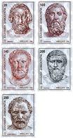 Ref. 55328 * MNH * - GREECE. 1998. ESCRITORES GRIEGOS DE LA ANTIGUEDAD - Unused Stamps
