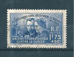 France Timbre De 1938  N°402 Oblitere  ( Cote 12€50 ) - Oblitérés