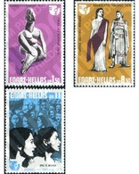 Ref. 132946 * MNH * - GREECE. 1975. INTERNATIONAL WOMEN'S YEAR . AÑO INTERNACIONAL DE LA MUJER - Unused Stamps