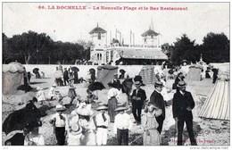 17 - LA ROCHELLE -La  Nouvelle Plage - La Rochelle