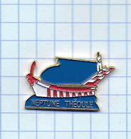Pin's Pins /  THEME SPORT -  JOUTES *** NEPTUNE THEOULE *** - Pin's