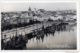 17 - LA ROCHELLE -Le Port- Tours De La Chaine Ef St.Nicolas - La Rochelle