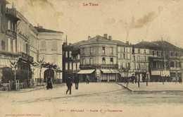 Le Tarn GAILLAC  Place Dom Vaissette RV - Gaillac