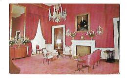 THE RED ROOM WHITE HOUSE ... - Washington DC