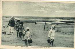 LE TREPORT  Les Petits Travailleurs De La Mer RV - Le Treport