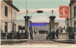 Nevers - La Caserne Pitié - Nevers