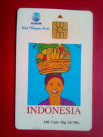 Native Woman 100 Units Rp 18,700 - Indonesia