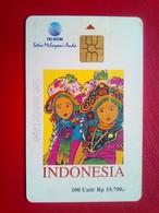Two Native Women 100 Units   Rp 18,700 - Indonesia