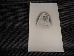 Doodsprentje ( C 696 )  Soeur  Non  Zuster  Van Pollaert  - Bornhem  Bornem  Opwijk  1938 - Obituary Notices