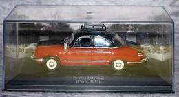 "PANHARD DYNA Z ""Taxi"" Paris 1953 - Voitures, Camions, Bus"