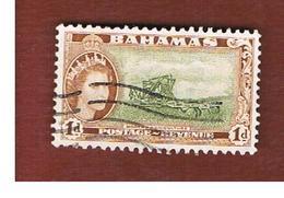 BAHAMAS - YV. 148 -   1954 MODERN AGRCULTURE  - USED° - Bahamas (1973-...)