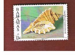 BAHAMAS - MI 891 II  -   1997 SEASHELLS: ANGULAR TRITON - USED° - Bahamas (1973-...)